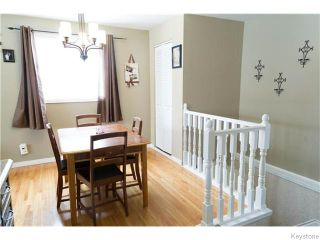 Photo 9: 4 Durham Bay in WINNIPEG: Windsor Park / Southdale / Island Lakes Residential for sale (South East Winnipeg)  : MLS®# 1603969