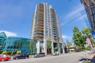 """Photo 1: 802 612 SIXTH Street in New Westminster: Uptown NW Condo for sale in """"The Woodward"""" : MLS®# R2596362"""