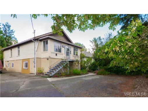 Main Photo: 3408 Maplewood Rd in VICTORIA: SE Maplewood House for sale (Saanich East)  : MLS®# 734765