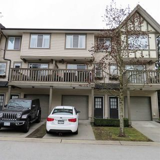 """Photo 1: 83 20875 80 Avenue in Langley: Willoughby Heights Townhouse for sale in """"Pepperwood"""" : MLS®# R2347213"""