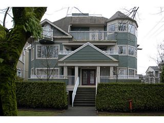 "Photo 1: 101 3065 HEATHER Street in Vancouver: Fairview VW Condo for sale in ""THE MAPLE"" (Vancouver West)  : MLS®# V1041826"