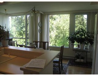 """Photo 6: 601 5775 HAMPTON Place in Vancouver: University VW Condo for sale in """"THE CHATHAM"""" (Vancouver West)  : MLS®# V709562"""