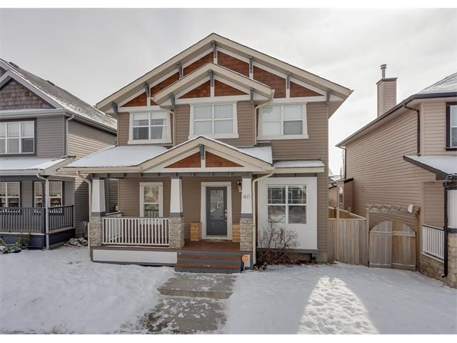 Photo 1: Photos: 46 PRESTWICK Parade SE in Calgary: McKenzie Towne House for sale : MLS®# C4103009
