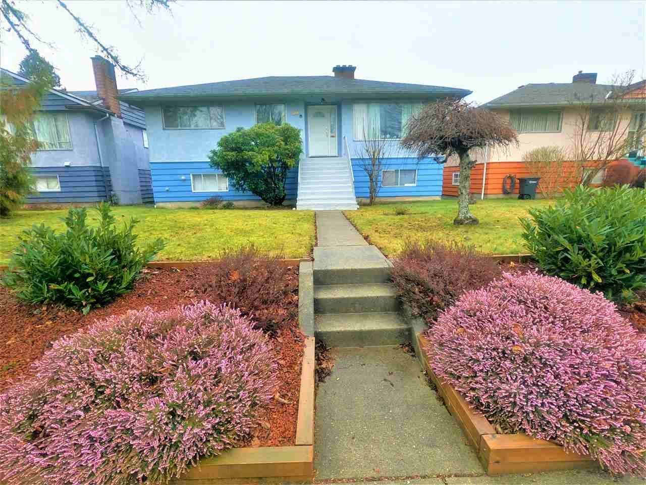 """Main Photo: 6667 ELWELL Street in Burnaby: Highgate House for sale in """"HIGHGATE"""" (Burnaby South)  : MLS®# R2544921"""