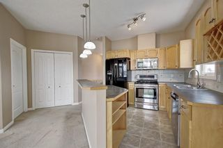 Photo 3: 91 Evercreek Bluffs Place SW in Calgary: Evergreen Semi Detached for sale : MLS®# A1075009