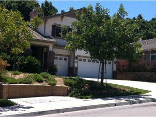 Photo 1: EAST ESCONDIDO House for sale : 3 bedrooms : 273 Oak Valley in Escondido
