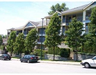 """Photo 1: 302 102 BEGIN Street in Coquitlam: Maillardville Condo for sale in """"CHATEAU D'OR"""" : MLS®# V701901"""