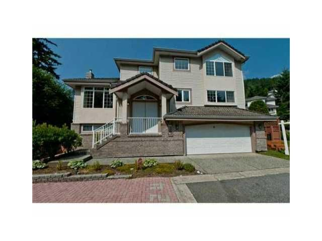 "Main Photo: 1624 PLATEAU CR in Coquitlam: Westwood Plateau House for sale in ""Avonlea Heights"" : MLS®# V992812"