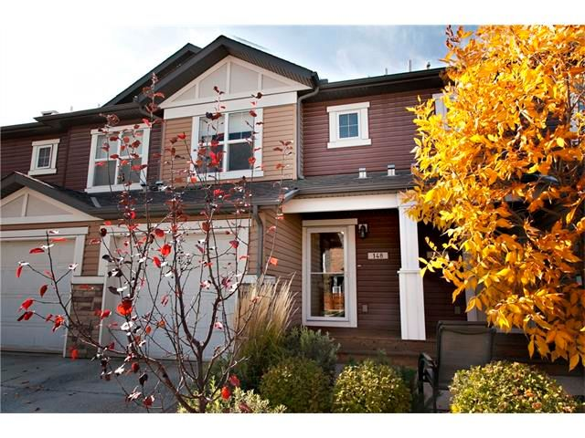 Main Photo: 91 148 CHAPARRAL VALLEY Gardens SE in Calgary: Chaparral House for sale : MLS®# C4034685