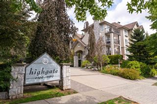 """Main Photo: 406 1150 E 29TH Street in North Vancouver: Lynn Valley Condo for sale in """"Highgate"""" : MLS®# R2613311"""