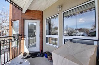 Photo 17: 218 838 19 Avenue SW in Calgary: Lower Mount Royal Apartment for sale : MLS®# A1070596