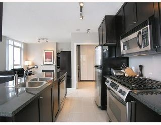"Photo 5: 1103 1001 HOMER Street in Vancouver: Downtown VW Condo for sale in ""THE BENTLEY"" (Vancouver West)  : MLS®# V699236"