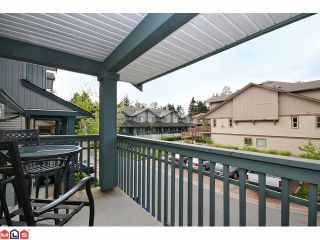 """Photo 9: 84 19250 65TH Avenue in Surrey: Clayton Townhouse for sale in """"SUNBERRY COURT"""" (Cloverdale)  : MLS®# F1012417"""