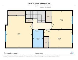 Photo 36: 14621 37 St Edmonton 3+1 Bed Nice Yard Family House For Sale E4245117