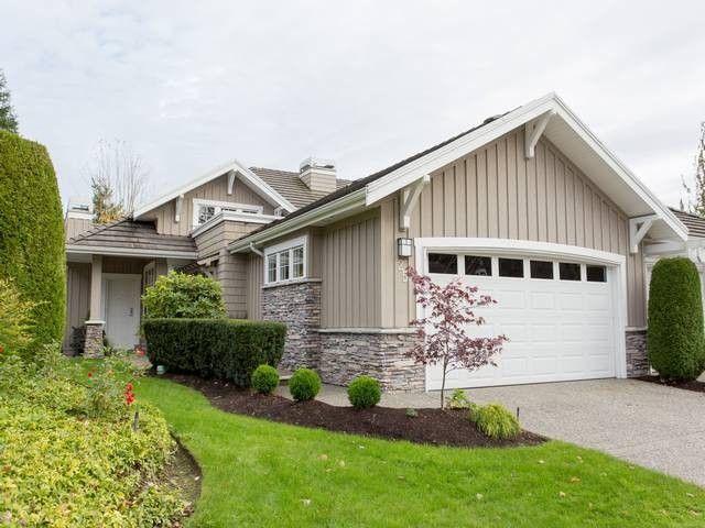 Main Photo: # 25 18088 8TH AV in Surrey: Hazelmere Condo for sale (South Surrey White Rock)  : MLS®# F1425814