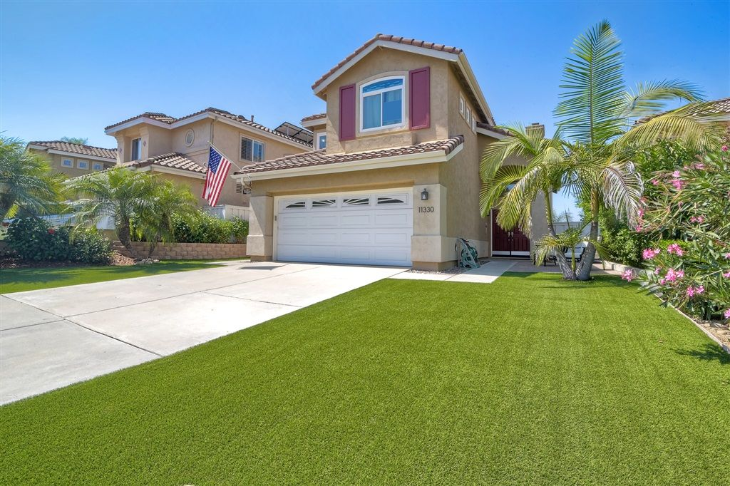 Main Photo: House for sale : 3 bedrooms : 11330 Legacy Canyon Pl in San Diego