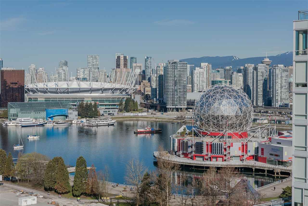 """Main Photo: 1707 110 SWITCHMEN Street in Vancouver: Mount Pleasant VE Condo for sale in """"LIDO"""" (Vancouver East)  : MLS®# R2378768"""