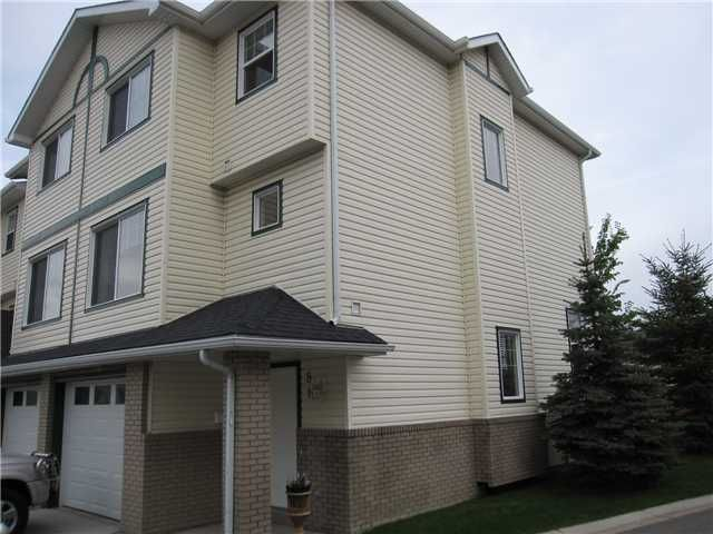 Main Photo: 81 DOVER Mews SE in CALGARY: West Dover Townhouse for sale (Calgary)  : MLS®# C3571218