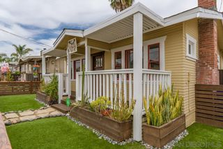 Photo 2: NORMAL HEIGHTS House for sale : 2 bedrooms : 3824 Monroe Avenue in San Diego