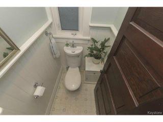 Photo 17: 295 Aubrey Street in WINNIPEG: West End / Wolseley Residential for sale (West Winnipeg)  : MLS®# 1516381