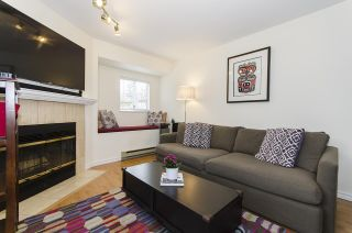 "Photo 2: 204 526 W 13TH Avenue in Vancouver: Fairview VW Condo for sale in ""Sungate"" (Vancouver West)  : MLS®# R2148723"