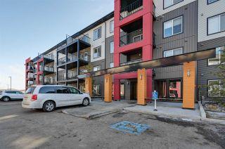 Photo 1: 104 340 WINDERMERE Road in Edmonton: Zone 56 Condo for sale : MLS®# E4247159