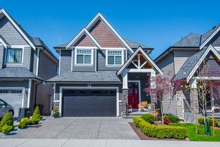 """Photo 1: 20979 80A Avenue in Langley: Willoughby Heights House for sale in """"Yorkson"""" : MLS®# R2260000"""