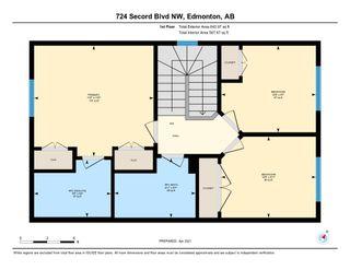Photo 31: 724 SECORD Boulevard in Edmonton: Zone 58 House for sale : MLS®# E4236765