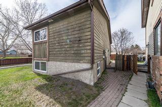 Photo 16: 217 Aboyne Place NE in Calgary: Abbeydale Semi Detached for sale : MLS®# A1104052