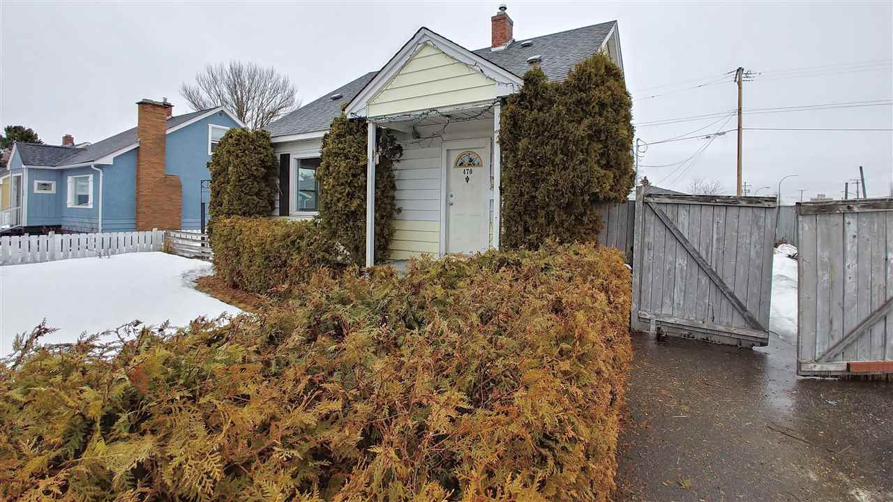 Main Photo: 470 ALWARD STREET in : Central House for sale : MLS®# R2352084