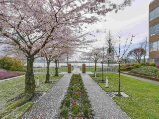"""Photo 19: 113 1150 QUAYSIDE Drive in New Westminster: Quay Condo for sale in """"Westport"""" : MLS®# R2255173"""
