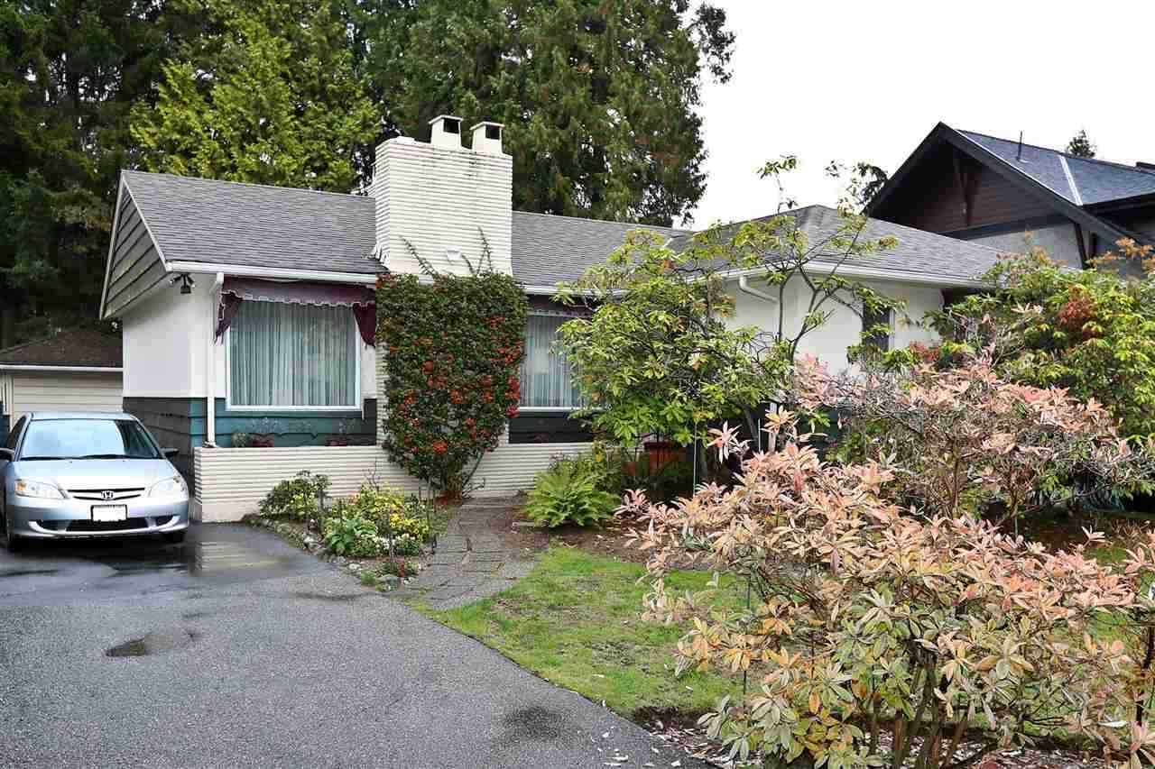 Main Photo: 5738 WALLACE Street in Vancouver: Southlands House for sale (Vancouver West)  : MLS®# R2236320