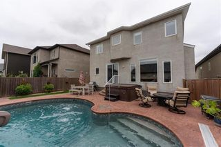 Photo 43: 65 Blue Sun Drive in Winnipeg: Sage Creek Residential for sale (2K)  : MLS®# 202120623