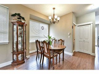 "Photo 5: 30 7088 191ST Street in Surrey: Clayton Townhouse for sale in ""MONTANA"" (Cloverdale)  : MLS®# F1441520"