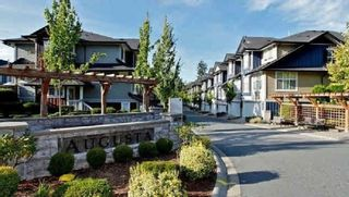 """Photo 1: 45 18199 70 Avenue in Surrey: Cloverdale BC Townhouse for sale in """"Auguston"""" (Cloverdale)  : MLS®# R2570782"""