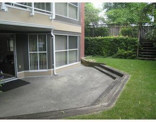 """Photo 9: 102 5635 PATTERSON Avenue in Burnaby: Central Park BS Condo for sale in """"SHEFFIELD COURT"""" (Burnaby South)  : MLS®# V725198"""