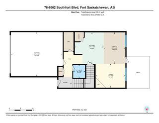 Photo 34: 78 8602 SOUTHFORT Boulevard: Fort Saskatchewan House Half Duplex for sale : MLS®# E4241366