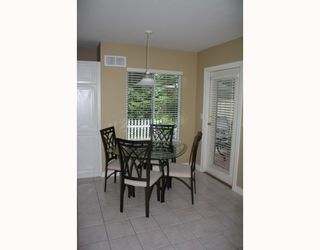 """Photo 5: 34 7465 MULBERRY Place in Burnaby: The Crest Townhouse for sale in """"SUNRIDGE"""" (Burnaby East)  : MLS®# V775314"""