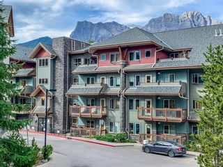 Photo 1: 311 101 Montane Road: Canmore Apartment for sale : MLS®# A1014403