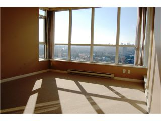 """Photo 13: 1702 2138 MADISON Avenue in Burnaby: Brentwood Park Condo for sale in """"MOSAIC"""" (Burnaby North)  : MLS®# V1032156"""