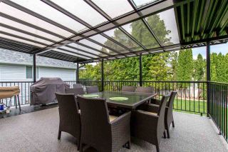 "Photo 29: 3182 RAE Street in Port Coquitlam: Riverwood House for sale in ""BROOKSIDE MEADOWS"" : MLS®# R2408399"