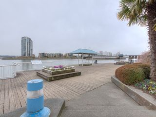 """Photo 19: 603 1250 QUAYSIDE Drive in New Westminster: Quay Condo for sale in """"THE PROMENADE"""" : MLS®# R2347094"""