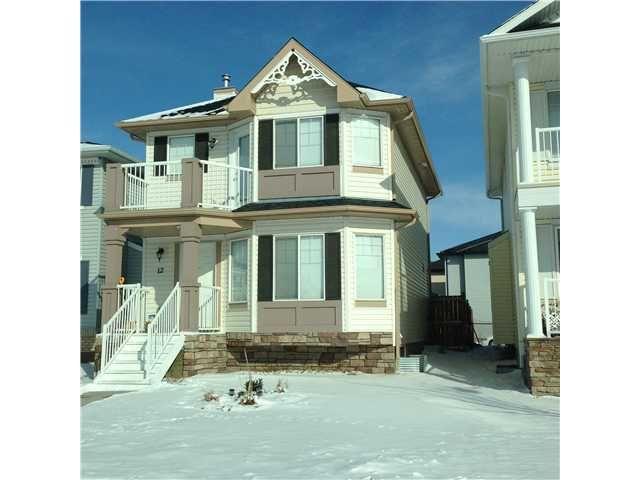 Main Photo: 12 TARALAKE RD NE in CALGARY: Taradale House for sale (Calgary)  : MLS®# C3605877