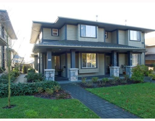 Main Photo: 431 W 16TH Street in North Vancouver: Central Lonsdale 1/2 Duplex for sale : MLS®# V804466