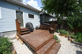 Photo 22: 328 Morley Avenue in Winnipeg: Lord Roberts Residential for sale (1Aw)  : MLS®# 202117534