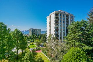 """Photo 16: 503 160 W KEITH Road in North Vancouver: Central Lonsdale Condo for sale in """"VICTORIA PARK PLACE"""" : MLS®# R2615559"""