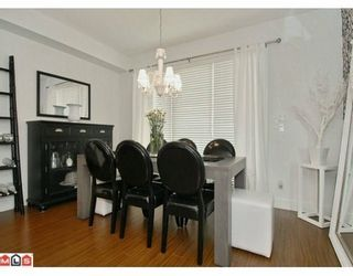 Photo 5: 47 2450 161A Street in Glenmore: Home for sale : MLS®# F1005100