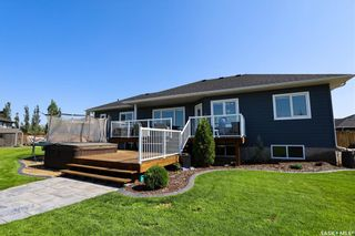 Photo 48: 5 MacDonnell Court in Battleford: Telegraph Heights Residential for sale : MLS®# SK863634