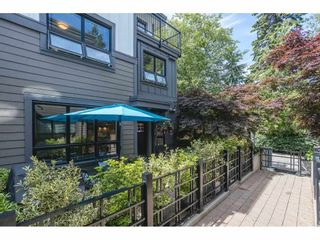 """Photo 2: 2 3508 MT SEYMOUR Parkway in North Vancouver: Northlands Townhouse for sale in """"Parkgate"""" : MLS®# R2589973"""