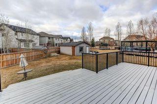 Photo 35: 91 SILVERADO RIDGE Crescent SW in Calgary: Silverado Detached for sale : MLS®# A1089884